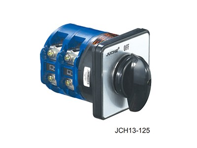 JCH13 Series Rotary Switches