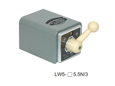 LW5 Series Rotary Switches