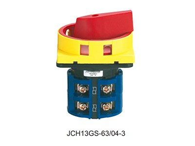 JCH13GS Series Pad-lock Switches